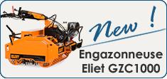 Engazonneuse Eliet GZC1000