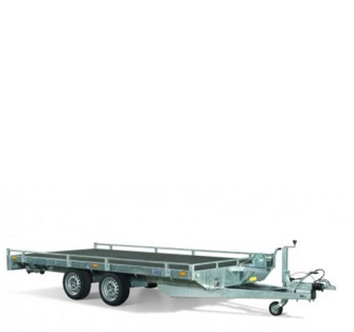 remorque porte voiture engins 2500 kg ptc. Black Bedroom Furniture Sets. Home Design Ideas